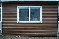 Виниловый сайдинг Тимберблок Пихта  Камчатская, фото 1