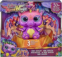 Интерактивная игрушка Малыш Дракон Hasbro Furreal Friends Moodwings Baby Dragon