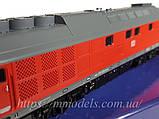 Roco 52497 Модель тепловоза серії 233 зі звуком ! приналежності DB AG масштабу H0 1:87, фото 3
