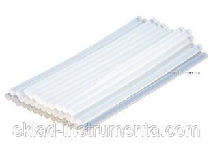Стержні клейові безбарвні YATO 11.2 x 300 мм 1 кг