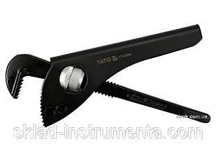 Ключ трубний розвідний YATO 45 мм 175 мм