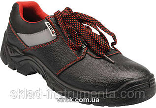 Туфлі робочі шкіряні з поліуретановою підошвою, модель PIURA, розмір 40