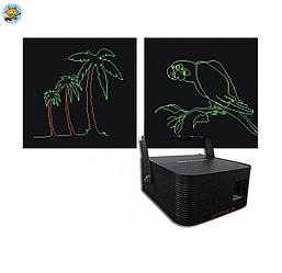 Лазер анимационный Nightsun SD105