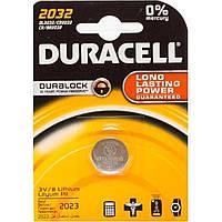 Батарейка Duracell CR2032/1bl