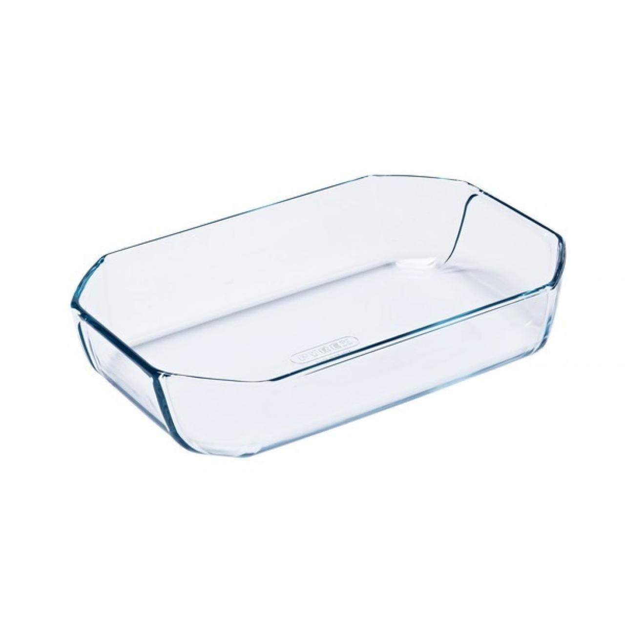 """Форма для выпечки стекло прямоугольная """"PurexInspiration"""" 27 х18х7см (5) №77532"""