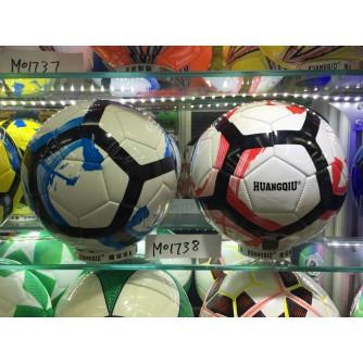 М'яч футбольний M01738 PVC
