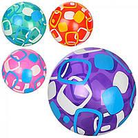 М`яч гумовий-9,60-65г,4 кольор. №MS0947-1(120)