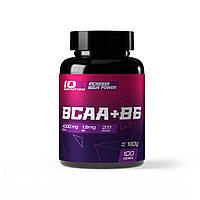 10X BCAA + B6 100 tabs
