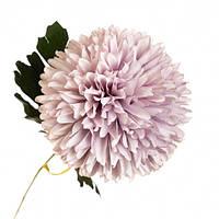 Квітка Хризантема ніжно-лілова 55см 2002-003/LIGHTVIOLET