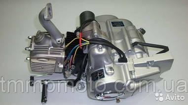 Двигатель Дельта-125см3 157FMH ТММР Racing механика, фото 2