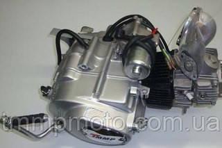 Двигатель Дельта-125см3 157FMH ТММР Racing механика, фото 3