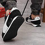 Кроссовки мужские 18331, Puma Future Rider (качество TOP AAA), черные [ 46 ] р.(44-28,0см), фото 4