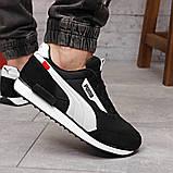 Кросівки чоловічі 18331, Puma Future Rider (якість TOP AAA), чорні, [ 41 42 43 44 45 46 ] р. 41-26,0 див. 44, фото 5