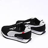 Кросівки чоловічі 18331, Puma Future Rider (якість TOP AAA), чорні, [ 41 42 43 44 45 46 ] р. 41-26,0 див. 44, фото 10