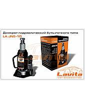 Домкрат гидравлический 10т бут.типа  200-385мм (LA JNS-10)  (LAVITA)