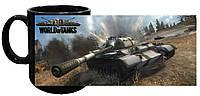 Чашки чёрные World of Tanks