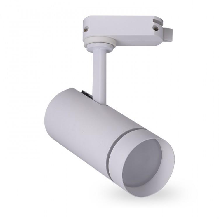 Трековый светильник Feron AL106 18W 4000К белый
