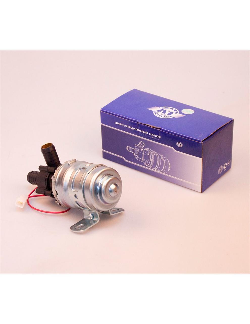 Насос ГАЗ-3110 циркуляционный сист.охлаж двиг (d=18 мм) (AT 0010-270WW) (AT)