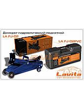 Домкрат ПОДКАТНОЙ  2т 130-300мм (LA FJ-02) (LAVITA)