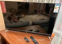 Телевизор смарт GRUNHELM GT9FLSB43 Smart TV Full HD Android WiFi плазма LED диагональ 43 дюйма Frameless новый