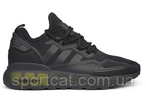 Мужские кроссовки Adidas ZX 2K Boost Core Р. 41 42 43 44
