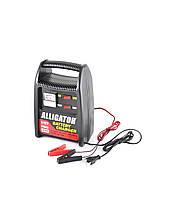 Зарядное  устройство ALLIGATOR 6-12В, 8А,для АКБ 15-120Ah, амперметр (AC804)  (CarLife)