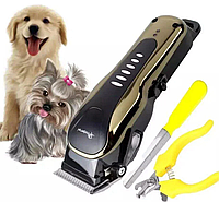 Машинка для стрижки собак Gemei Gm-6063