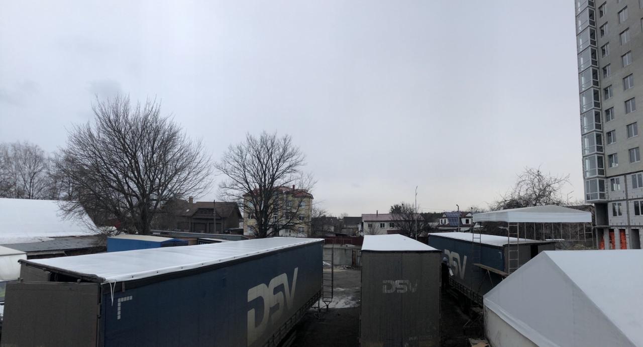 Ремонт тентового даху, ремонт тентів, Київ  TENT.UA