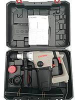 Перфоратор CROWN CT18116 BMC,сила удара 4,8 Дж, 2800 ударов в минуту, набор буров ,пика и долото в комплекте