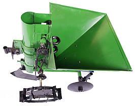 Картофелесажалка мотоблочная с бункером для удобрений Кентавр, фото 2