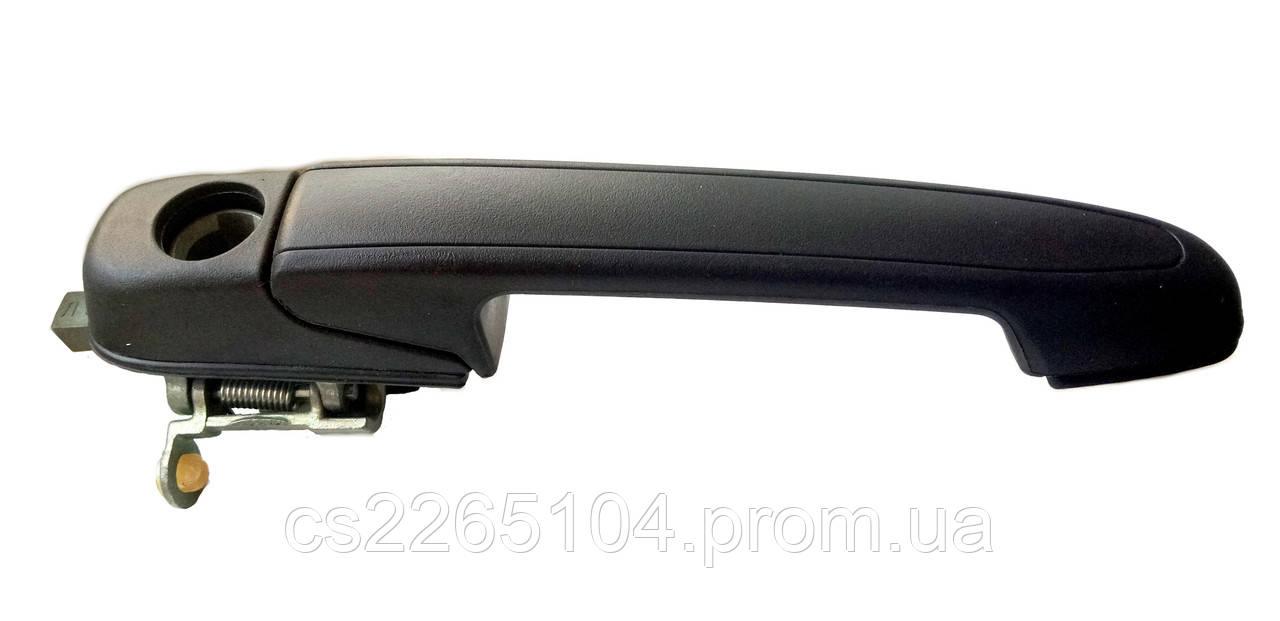 Ручка дверей зовнішня передня ліва ВАЗ 2123 ДААЗ