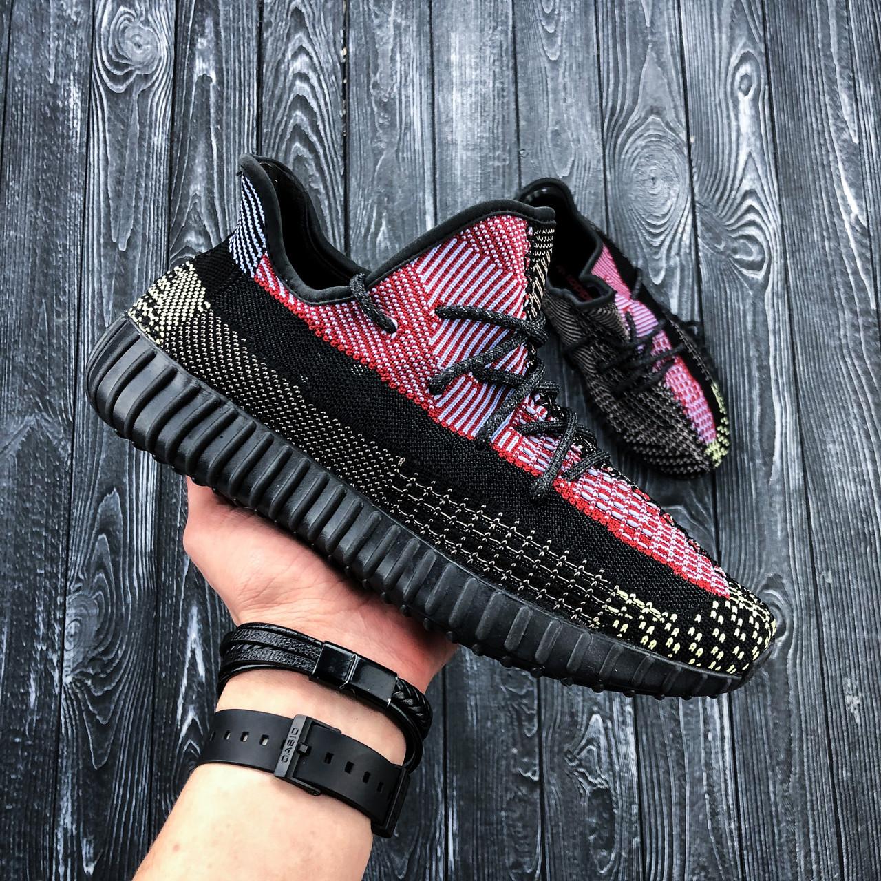 Чоловічі літні текстильні кросівки чорні на підошві гума.Чоловічі кросівки шкарпеткового типу