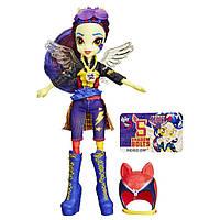 Кукла Май литл пони девочки из Эквестрии Индиго Зап игры дружбы Hasbro B3779/B1772