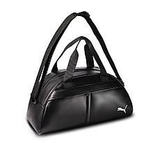 Спортивная сумка Puma (Пума), черная