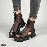 Женские ботинки летние ботильоны