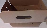 Картонные ящики для голубей