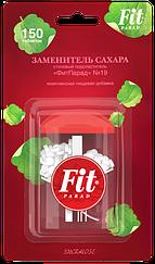 Сахарозаменитель ФитПарад №19 флакон с таблетками (150 шт)