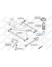 Отбойник Daewoo Lacetti Sedan/Hatchback 04амортизатора заднего (11-73024-SX) (Stellox) 96403109
