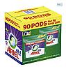 Капсулы для стирки цветного белья Ariel Color Pods 3 в 1 90 шт