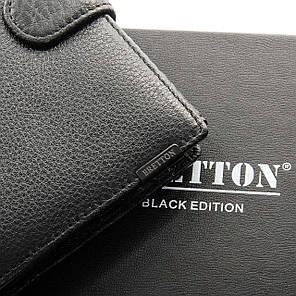 Гаманець шкіряний чоловічий портмоне з монетницею Bretton 208-3240, фото 2