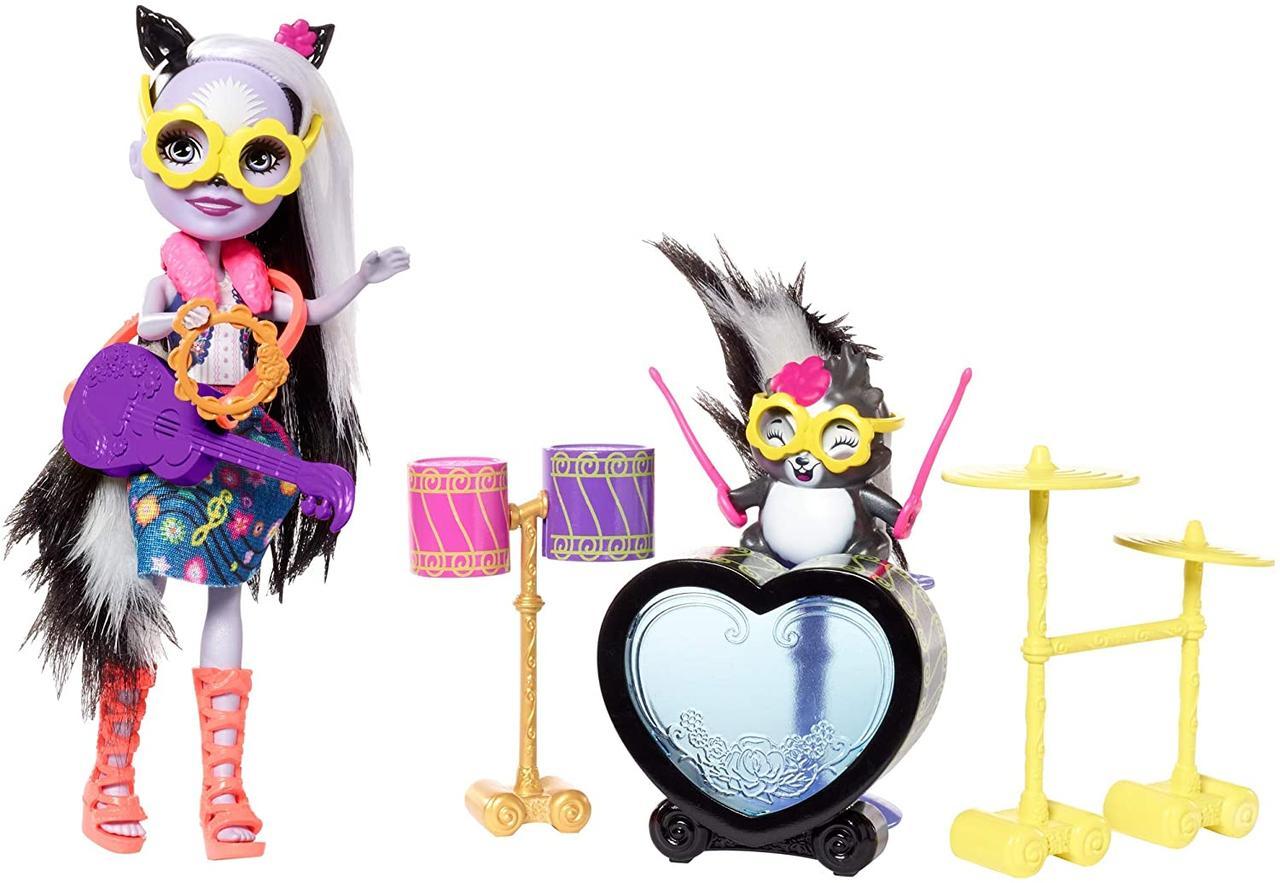 Ігровий набір купання Свинки Петті Піг Enchantimals Bathtime Splash Water Playset with Petya Pig Doll