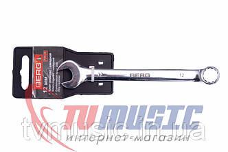 Ключ рожково-накидной Berg 48-306 (12 мм)