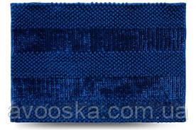 Коврик для ванной Dariana Махрамат Матрас D-6427 55х80 см синий