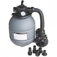 Фильтрационная установка для бассейна Emaux FSP300 3,5 м3/ч с насосом ST20, фото 1