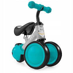 Беговел Kinderkraft CUTIE Бірюзовий (Turquoise) Велобег KKRCUTITRQ0000