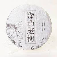Чай пуер Бинг Ча ШЕН 100 грамм.