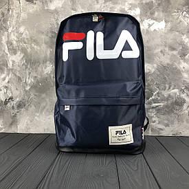 Водонепроникний синій спортивний рюкзак Fila