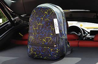 Чоловічий повсякденний місткий рюкзак міський