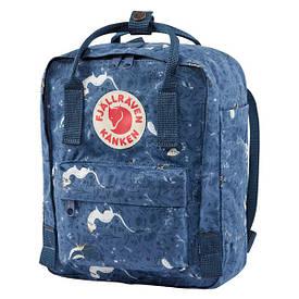 Синій рюкзак міський Kanken mini