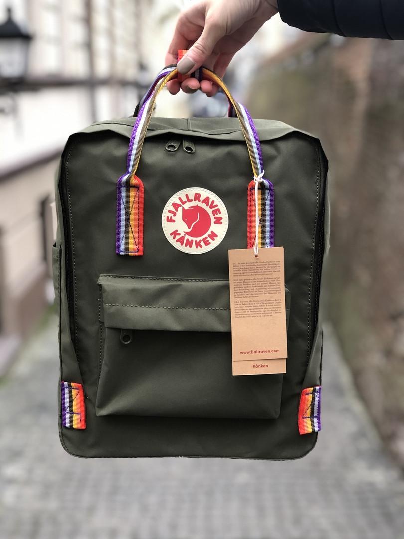 Вместительный городской рюкзак Kanken